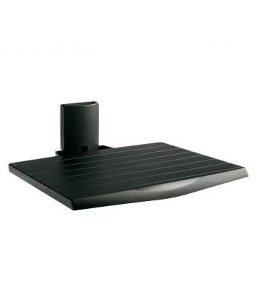 Meliconi SLIM STYLE AV SHELF - Półka pod sprzęt, 30x38, czarna