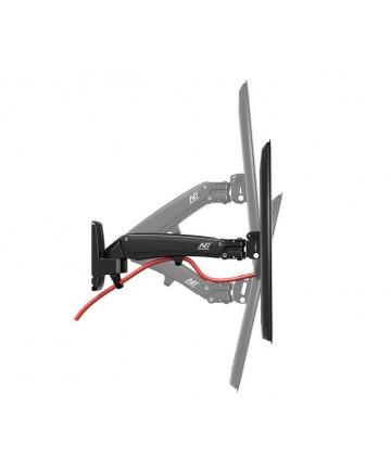"""North Bayou F200 - Uchwyt na sprężynie gazowej do LCD 30-40"""" max. 10kg VESA 100-200"""