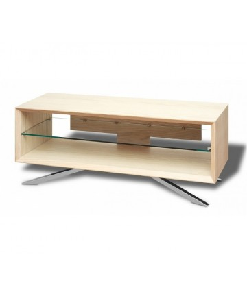 Techlink ARENA AA110LW - Stolik pod telewizor, jasny dąb