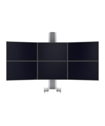 SMS Multi Control 2xTriple - Uchwyt do 6 monitorów