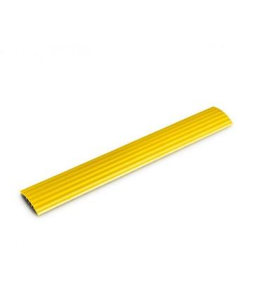 DEFENDER OFFICE żółty - Podłogowa maskownica kabli, długości 86.5cm, 4 kanały, szerokość 120mm