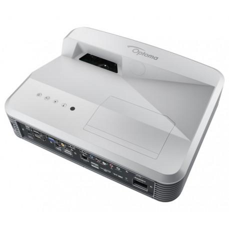 Optoma EH320UST - ultrakrótkoogniskowy projektor fullHD