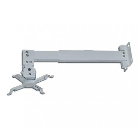Kauber UP 70-120 S - Uchwyt ścienny do projektora, regulacja długości 70-120 cm, max. 8kg