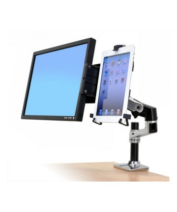 Ergotron LX DESK MOUNT TABLET (45-241-026 Cradle) - Uchwyt do monitora i tableta