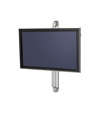 """SMS X WH S1105 - Uchwyt ścienny  TV 40-55"""", max. 50kg. Montowany na profilu dł. 110cm"""