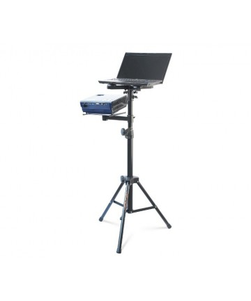 Athletic L-1 - Stojak do projektora i laptopa, 96-134 cm