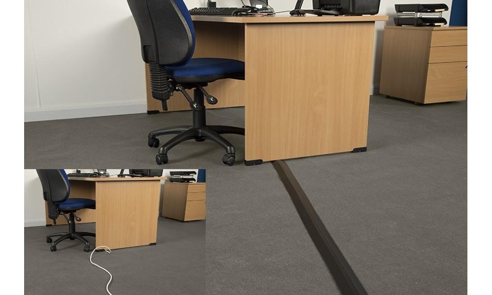 d line floor cable cover 83b pod ogowa maskownica kabli 180 cm. Black Bedroom Furniture Sets. Home Design Ideas