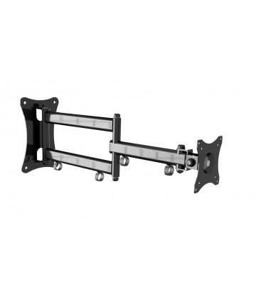 Edbak GD26 - Uchwyt ścienny do monitora dł. 60cm, max. 10kg VESA 75,100