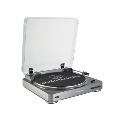 Audio-Technica AT-LP60USB - automoatyczny gramofon analogowy