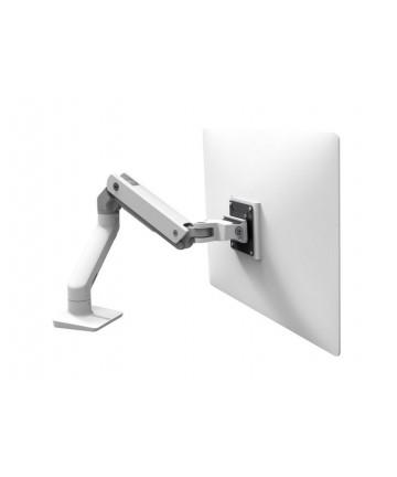 """Ergotron HX Single Desk Mount - Uchwyt do monitora max. 42"""" i wadze 9.1 - 19.1 kg biały"""