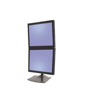 """Ergotron DS100 Dual Vertical - Uchwyt do 2 monitorów, max. 27"""""""
