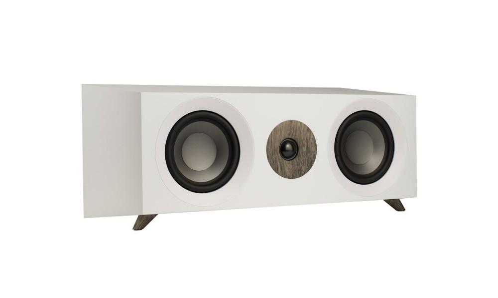 Jamo S803 HCS WHITE - Zestaw głośników 5 0, biały