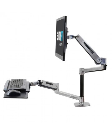 Ergotron LX DUAL ARM NOTE