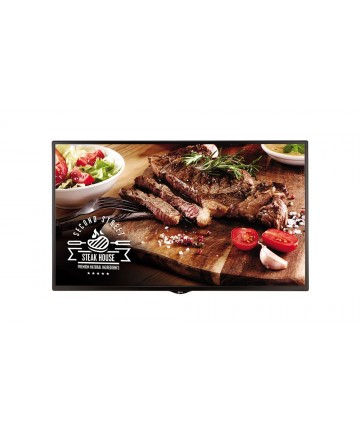 "LG 43SE3DD - Wąski monitor 43"" o jasności 300 cd / m2"