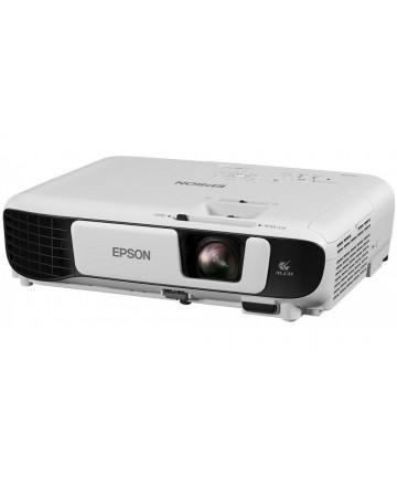 Epson EB-W42 - Rzutnik przenośny WXGA HD Ready o jasności 3600 lumenów