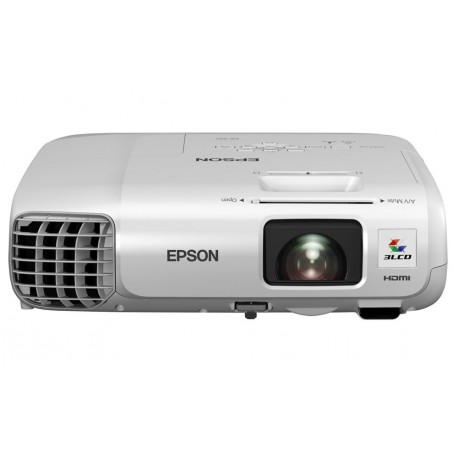 Epson EB-945 - Jasny rzutnik przenośny LCD o rozdzielczości XGA, zoom 1,6x