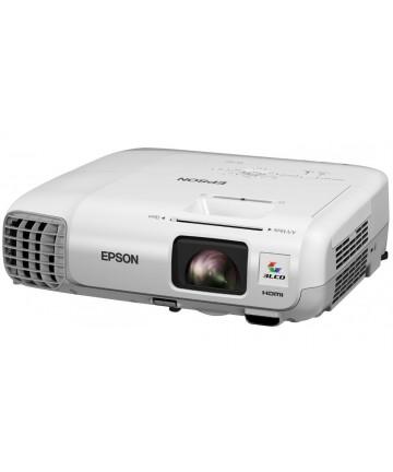 Epson EB-965 - Projektor mobilny LCD, jasność 3500 lm, XGA, zoom 1,6x