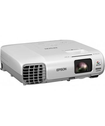 Epson EB-955W - Jasny projektor mobilny LCD, 3000 lm, WXGA, zoom 1,6x