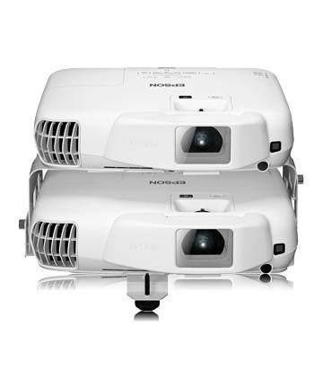 Epson EB-W16SK - System projekcyjny z 2 projektorami 3D, 3000 lm
