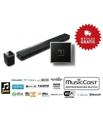 Yamaha MusicCast Chorus - System strefowy: soundbar + zintegrowany system audio, wysyłka 0zł