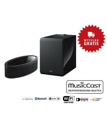 Yamaha MusicCast 50 + SUB100 - Zestaw: głośnik bezprzewodowy + subwoofer, wysyłka 0zł
