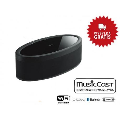 Yamaha MusicCast 50 black - Głośnik bezprzewodowy, 70W, wysyłka 0zł