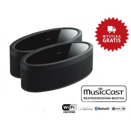 Yamaha MusicCast 50-2 - Bezprzewodowy zestaw stereo, wysyłka 0zł