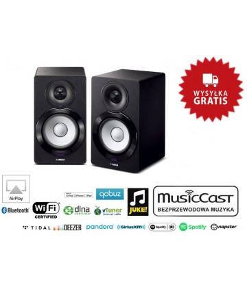 Yamaha MusicCast NX-N500 - Bezprzewodowe kolumny głośnikowe, wysyłka 0zł