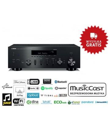 Yamaha R-N602 black - Amplituner stereo