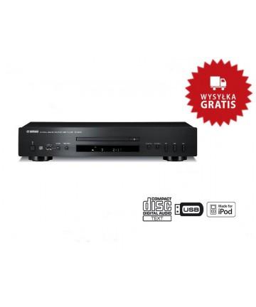 Yamaha CD-S300 black - Odtwarzacz płyt CD, wysyłka 0zł