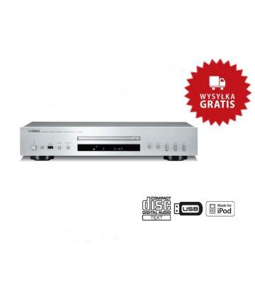 Yamaha CD-S300 tytan - Odtwarzacz płyt CD, wysyłka 0zł