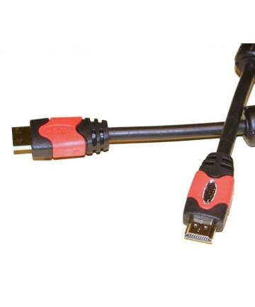 LVT 2481 RED LINE - Kabel HDMI-HDMI, długość 10 m