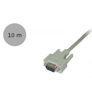 LogLink CV0028 - Kabel VGA-VGA, długość 10 metrów