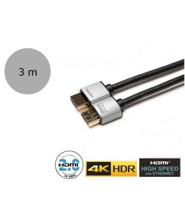 TechLink iWires PRO 711203 - Kabel High Speed HDMI with Ethernet, długość 3 metry