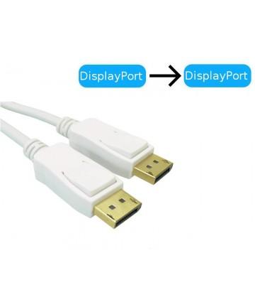 Sanberg 508-91 - Kabel DisplayPort - DisplayPort, 4K, długość 2 metry