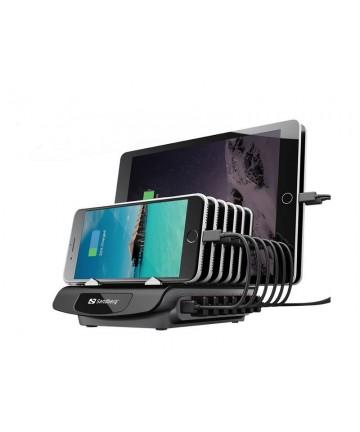 Sandberg 441-17 - Multi USB stacja do ładowania telefonów i tabletów