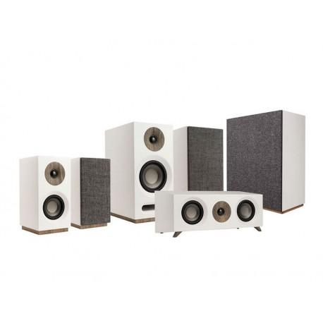 Jamo S803 + S808SUB - Zestaw głośników 5 1, kolor biały