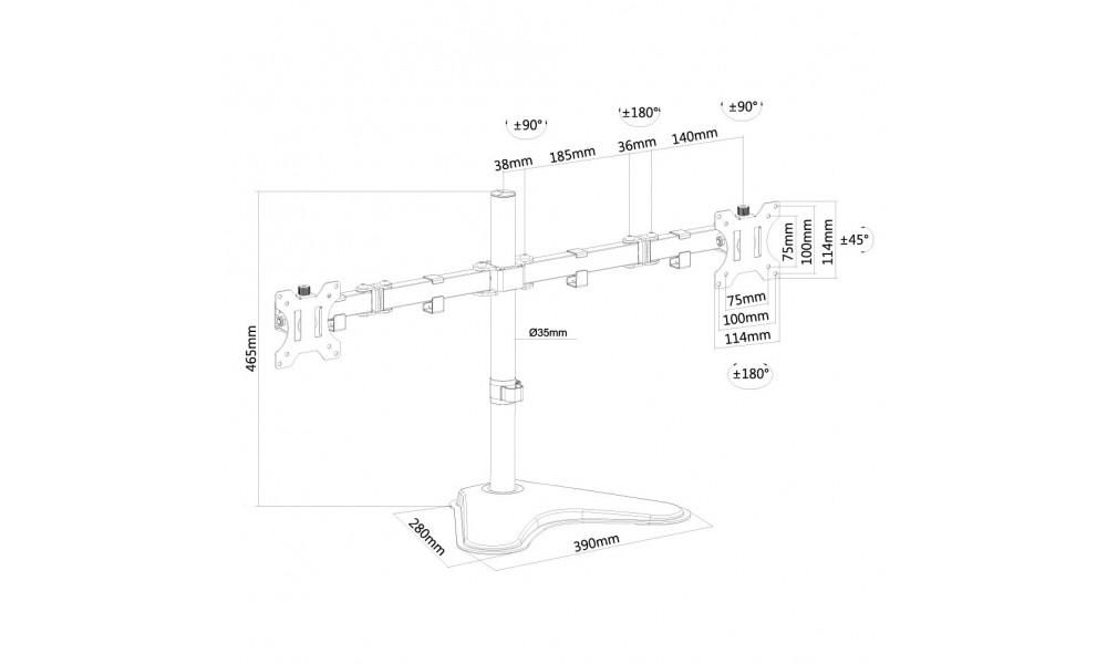 newstar-d550dd-stojak-biurkowy-do-2-moni
