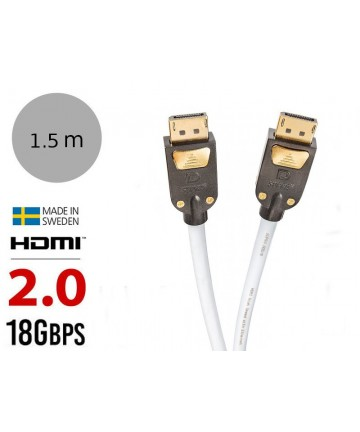 Supra HDMI-HDMI/S - Kabel High Speed HDMI with Ethernet