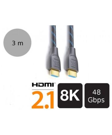 Sonero X-PHC111-030 - Kabel Premium HDMI 2.1