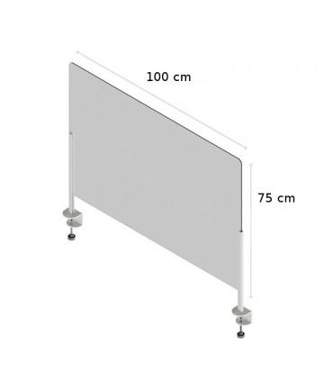 Edbak Plexi zabezpieczająca 100cm