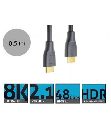 Sonero X-PHC110-050 - Kabel Premium HDMI 2.1
