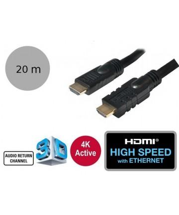 LogiLink CHA0020 - kabel HDMI ze wzmacniaczem