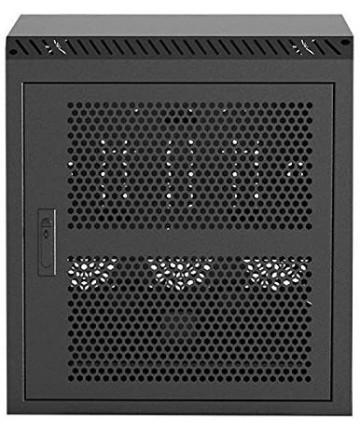 Vivolink VLFS100CAB - Metalowa szafka do stojaka, na sprzęt AV