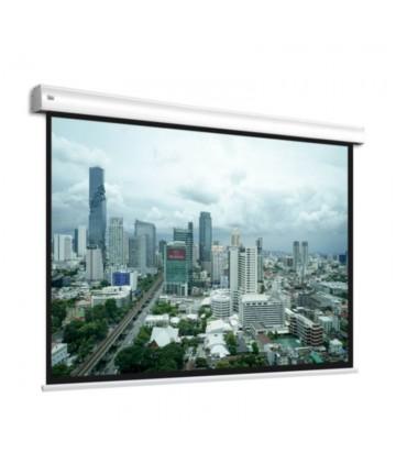 Adeo Alumid - elektryczny ekran projekcyjny średniego formatu