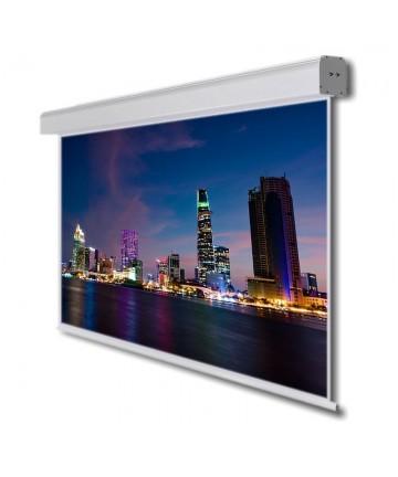 Adeo MAX ONE - Wielkoformatowy elektryczny ekran projekcyjny