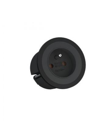 Bachmann PIX - Gniazdo zasilające 230V UTE,  Ø68 mm