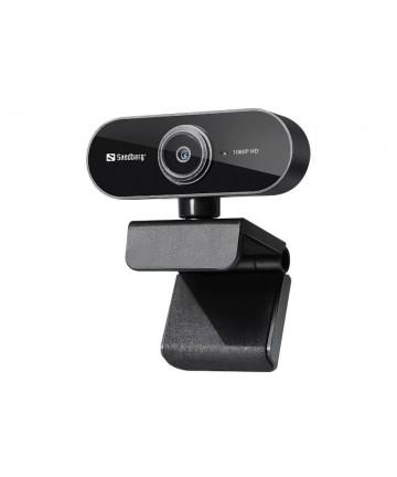 Sandberg 133-97 - Kamera internetowa, USB, 1080p HD