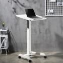 LogiLink EO0035 - Stojak mobilny do laptopa, z regulacją wysokości 75-112 cm