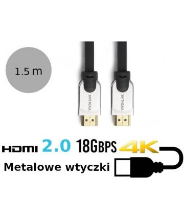 Vivolink PROHDMIHDM - Kabel HDMI2.0